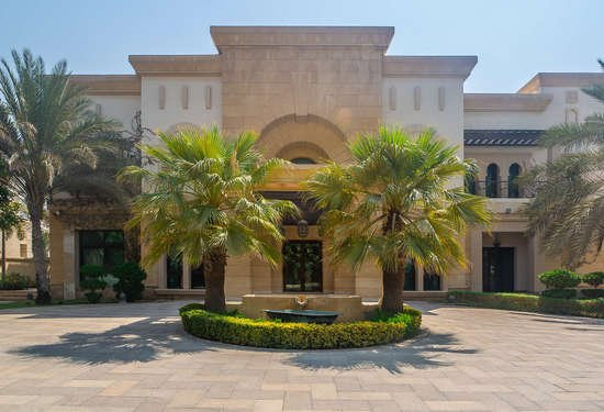 8 Bedroom Villa in Sector L, Emirates Hills, Dubai