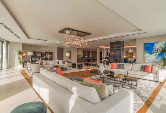 Luxury Property Dubai 4 Bedroom Penthouse for sale in Alef Residences Palm Jumeirah