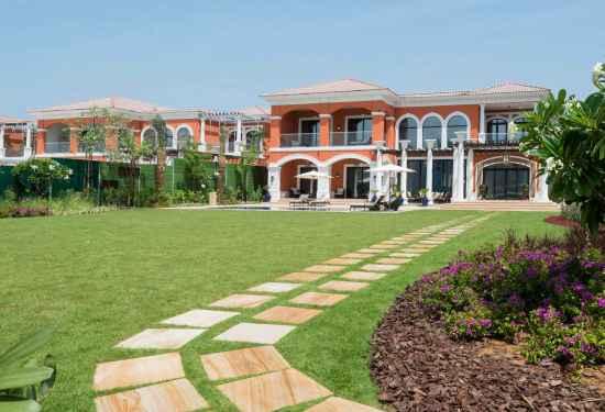 Brilliant Villa At XXII Carat The Palm. Luxury Property ...