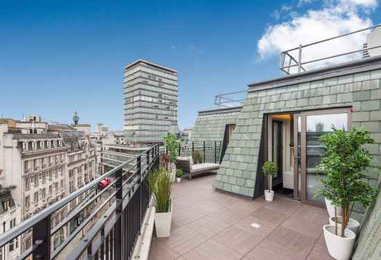 Exquisite Four Bed Penthouse In The West End Of London