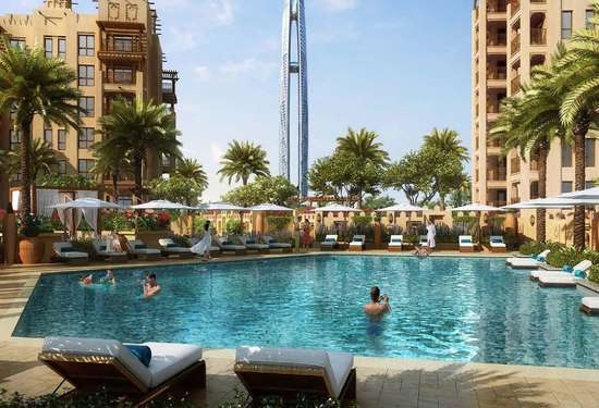 2 Bedroom Apartment in Asayel, Jumeirah, 1