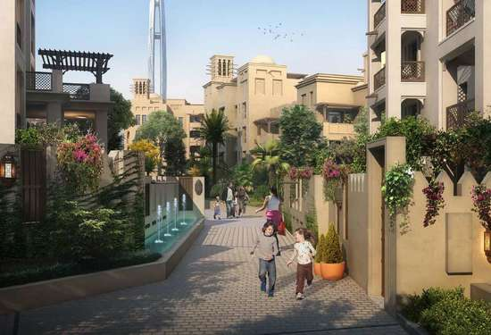 3 Bedroom Apartment in Asayel, Jumeirah, 1