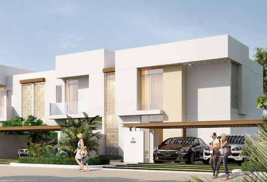 2 Bedroom Townhouse in Arabella 2, Dubailand, 1