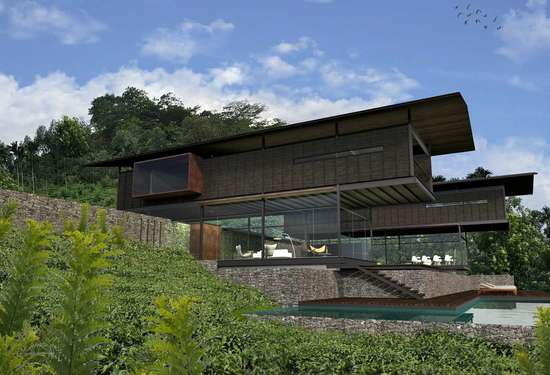 4 Bedroom Villa in Santani Residences, Werapitiya Kandy, 14