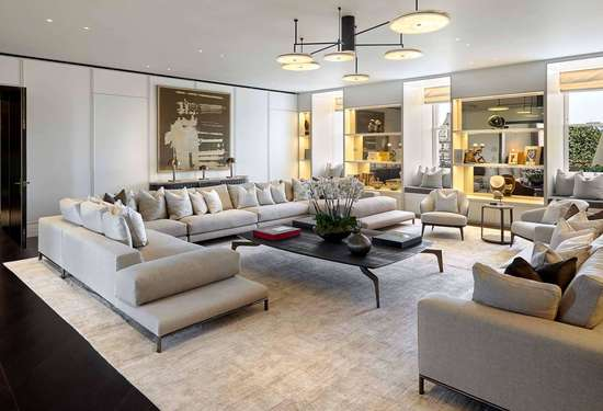 6 Bedroom Penthouse in Mayfair, London, United Kingdom