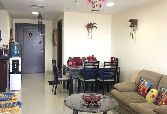 1 Bedroom Apartment in Manhattan Tower, Jumeirah Village Circle, 1