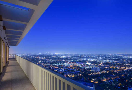 6 Bedroom Penthouse in 9255 Doheny RD, West Hollywood, California, United States