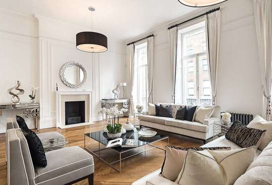 8 Bedroom Townhouse in Upper Wimpole Street, Marylebone, London, United Kingdom