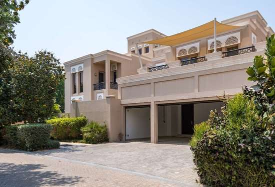 7 Bedroom Villa in Acacia Villas, Al Barari, 1