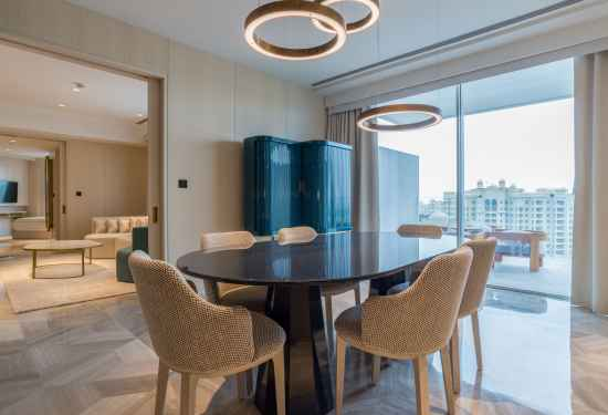 Luxury Property Dubai 1 Bedroom Serviced Residences for sale in Five Viceroy Palm Jumeirah