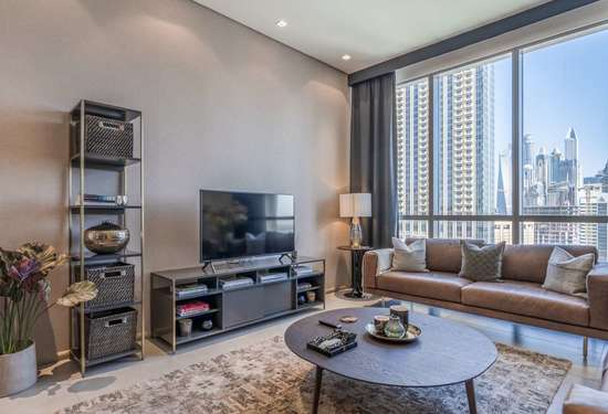Apartment in Signature Livings, Jumeirah Village Circle, Dubai