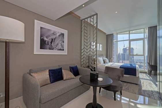 Apartment in Damac Maison Prive, Business Bay, 17462