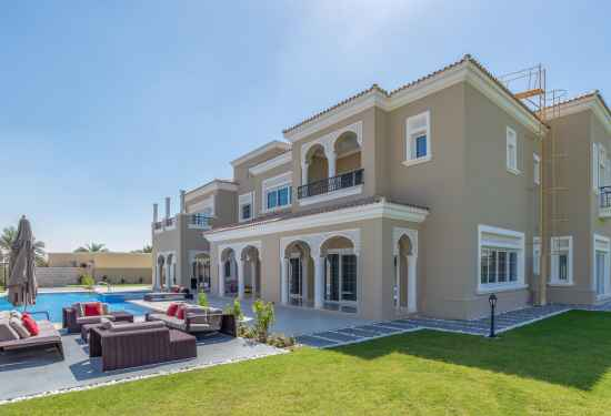 Luxury Property Dubai 6 Bedroom Villa for sale in Polo Homes Arabian Ranches1
