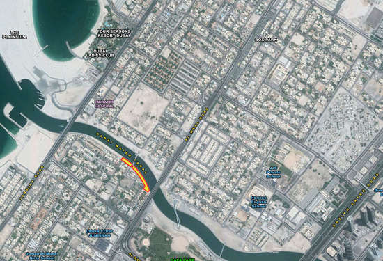 Land Residential in Dubai Water Canal Villa Plots, Jumeirah, 1